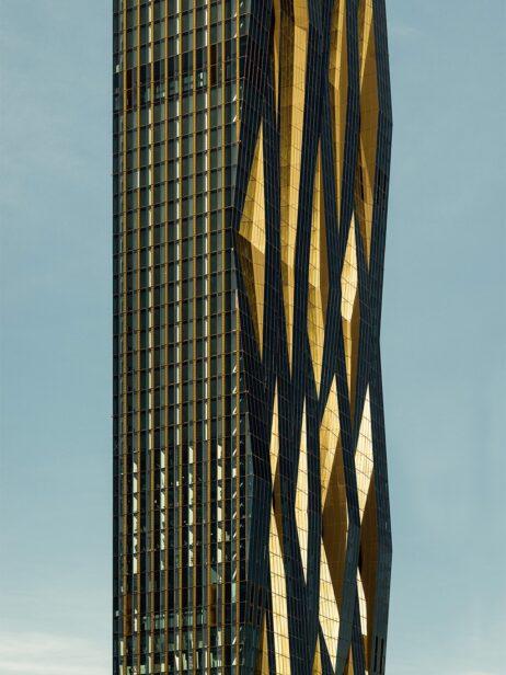 Vienna DC Towers - 2