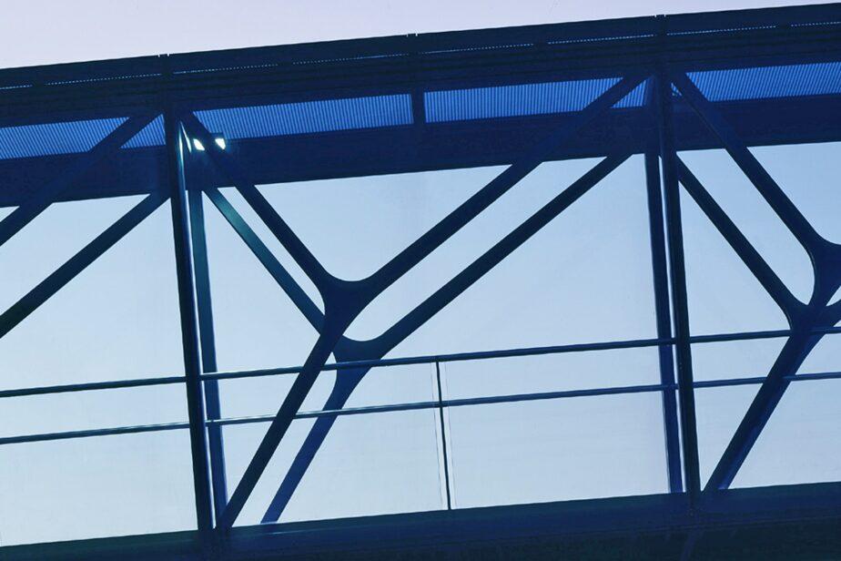 Brücke Stadtwerke DÃ?Å? - 3