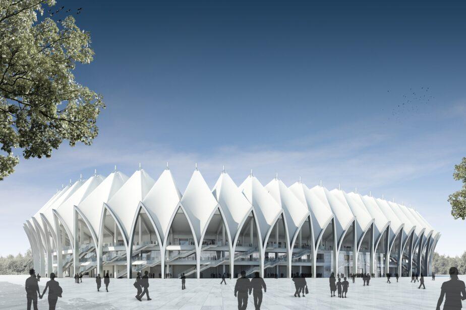 Stadium Tashkent 2