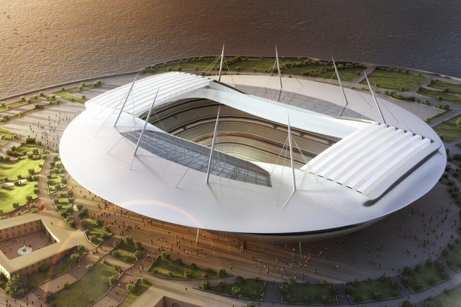 Stadium St.Peterburg 1