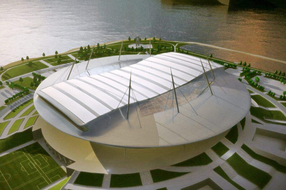 Stadium St.Peterburg 3