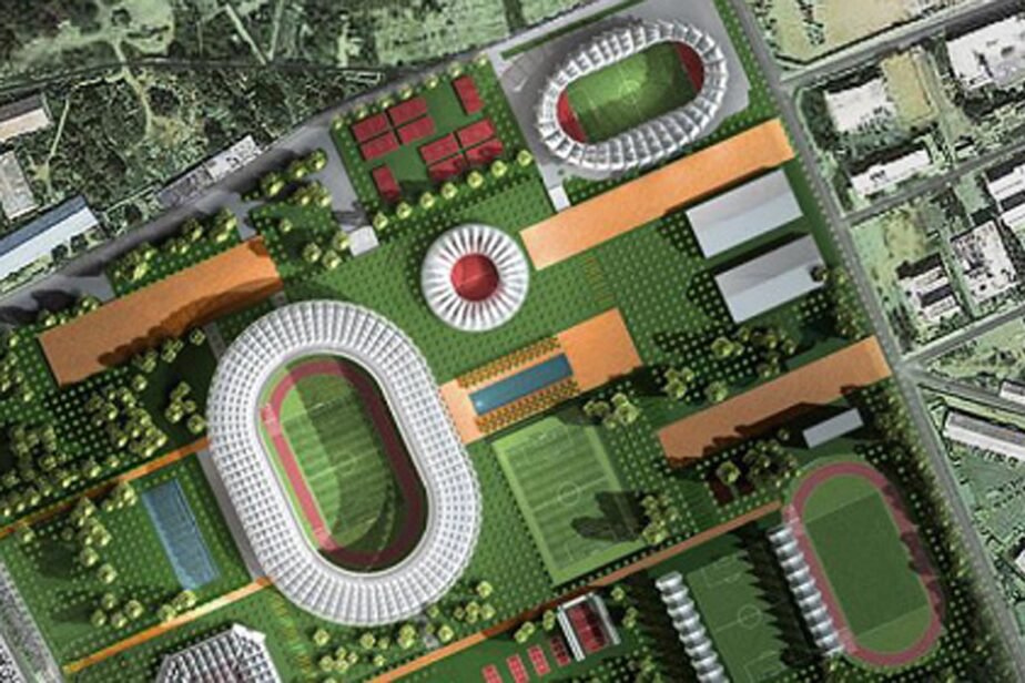 Stadium Tripoli 1