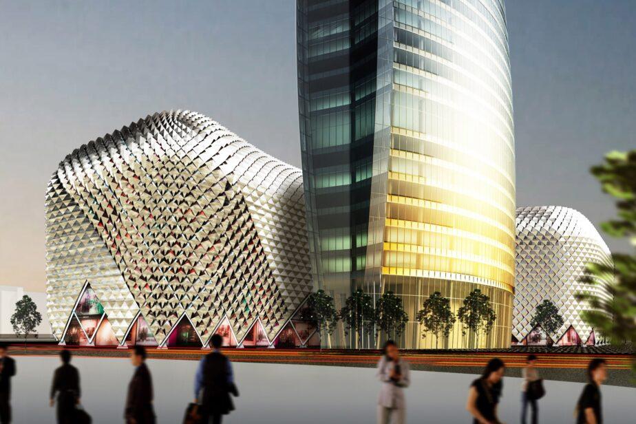 Nanjing Tower 1