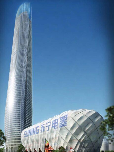 Nanjing Tower 3