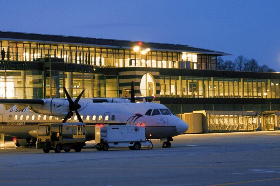 Flughafen Dortmund - 1