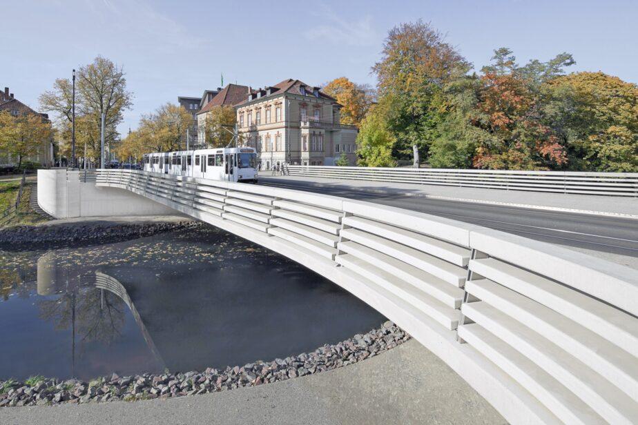 Fallersleber Tor Brücke 4
