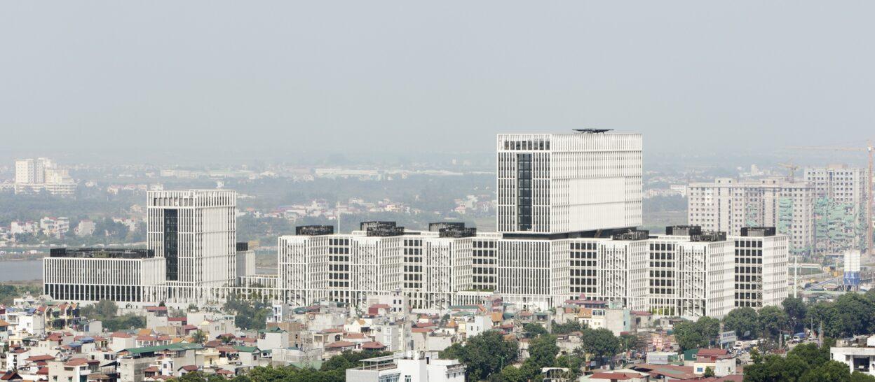 Hanoi Ministerium 1