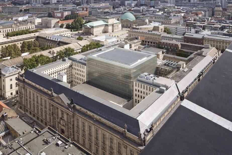 Staatsbibliothek Berlin - 1