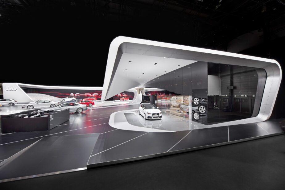 Audi Genf 1
