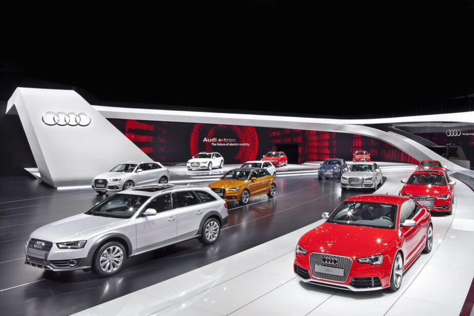 Audi Genf 3