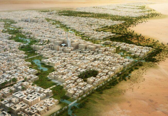 Masterplan Saudi-Arabien