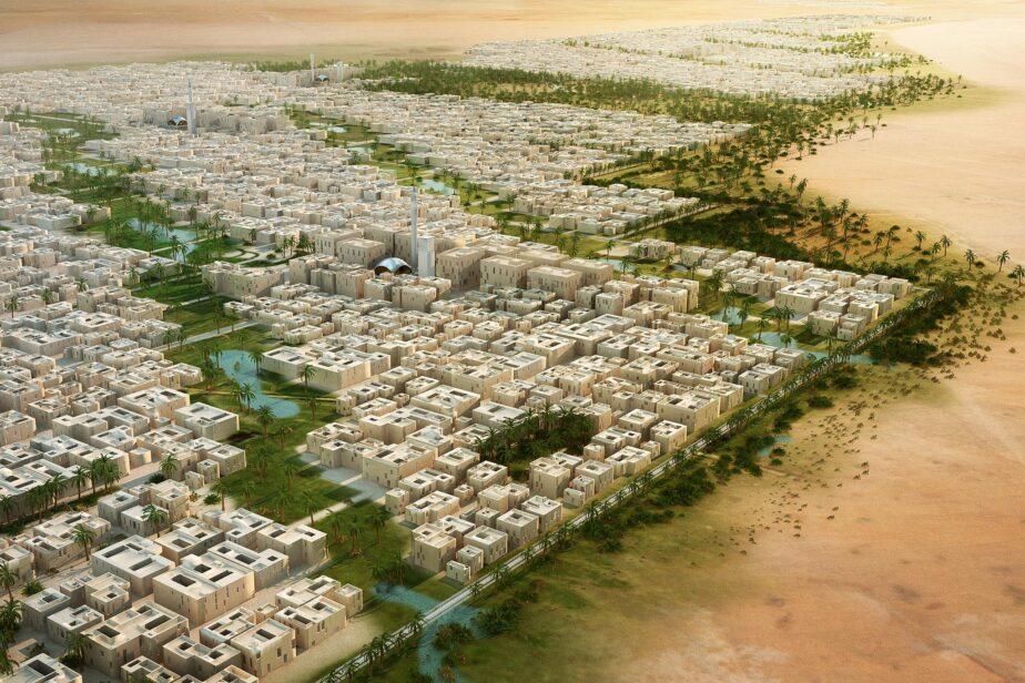 Saudi Arabia Masterplan 1