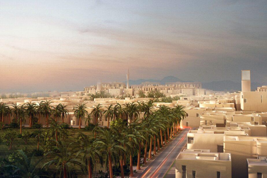 Saudi Arabia Masterplan 2