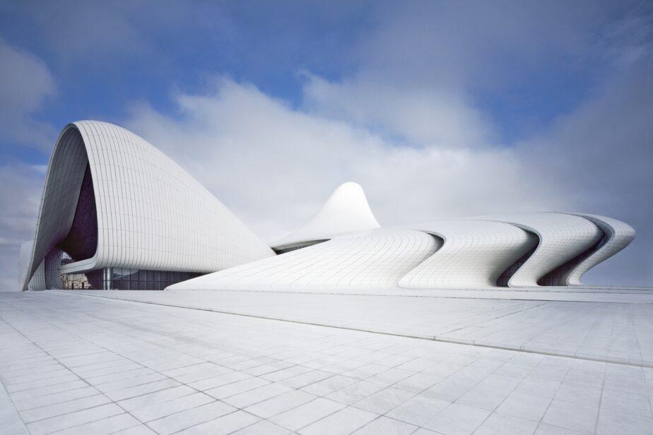 Heydar Aliyev Cultural Center 1