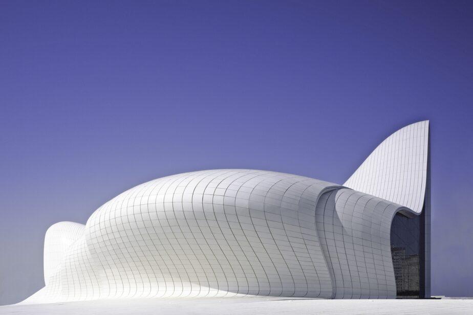 Heydar Aliyev Cultural Center 3