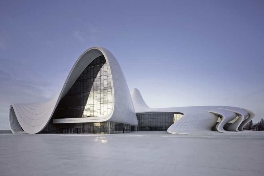 Heydar Aliyev Cultural Center 4