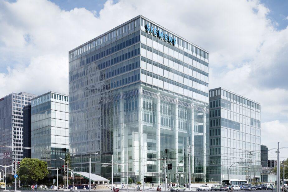 Siemens HQ Shanghai 1