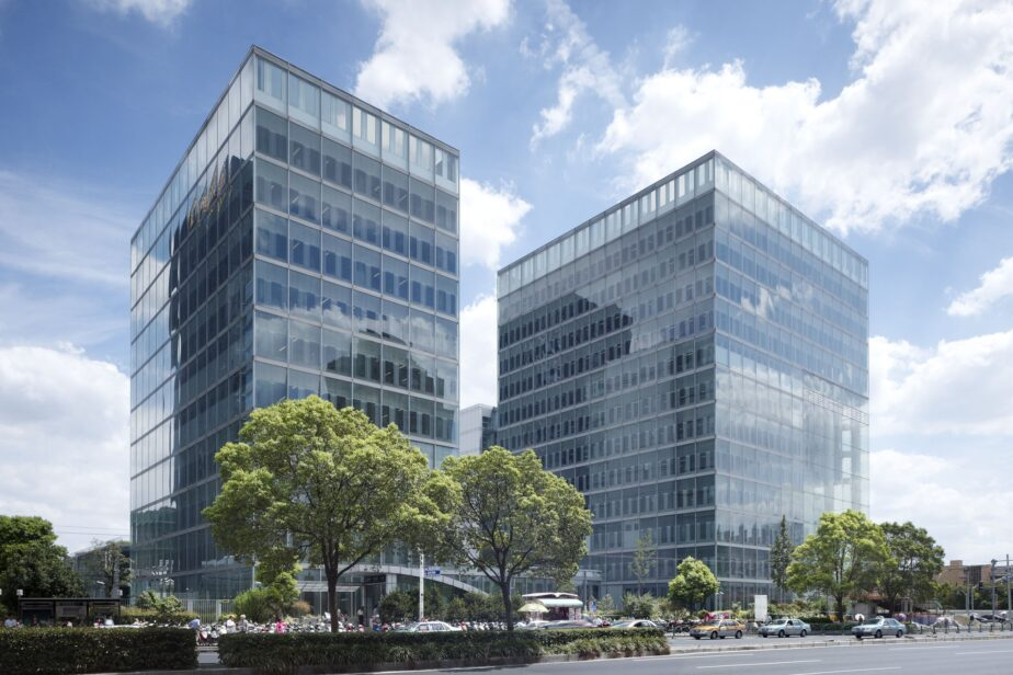 Siemens HQ Shanghai 2