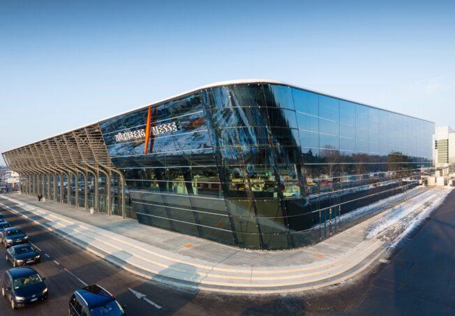 Hall 3A Nuremberg Trade Fair Centre