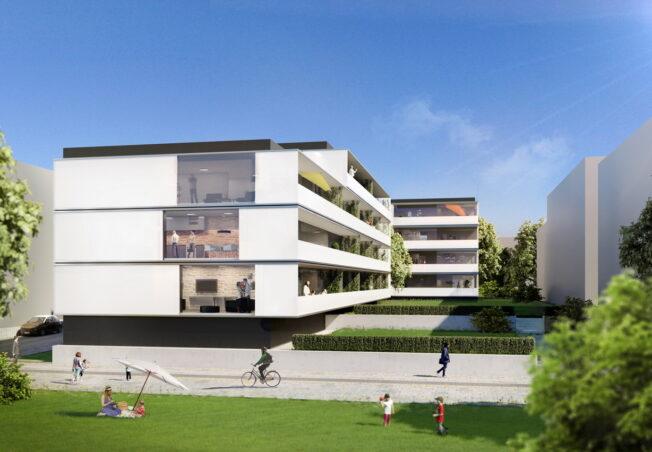 Wohnbauprojekt E12