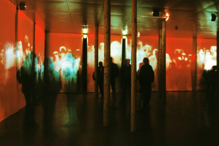Expo 2.0 1 - Grenzen (er)leben  Biel Lake of Bienne