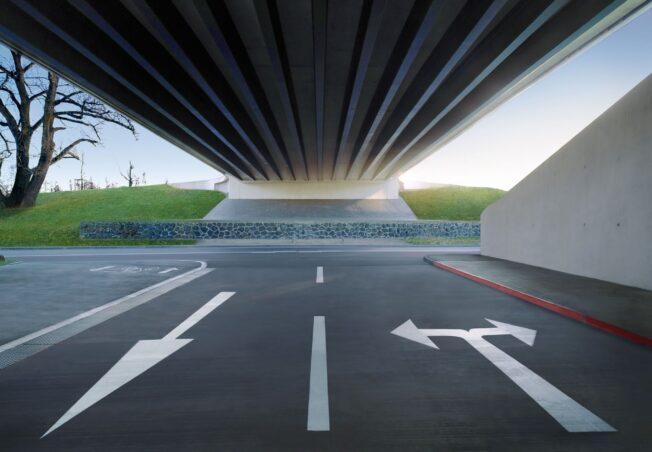 Charles de Gaulle Brücke