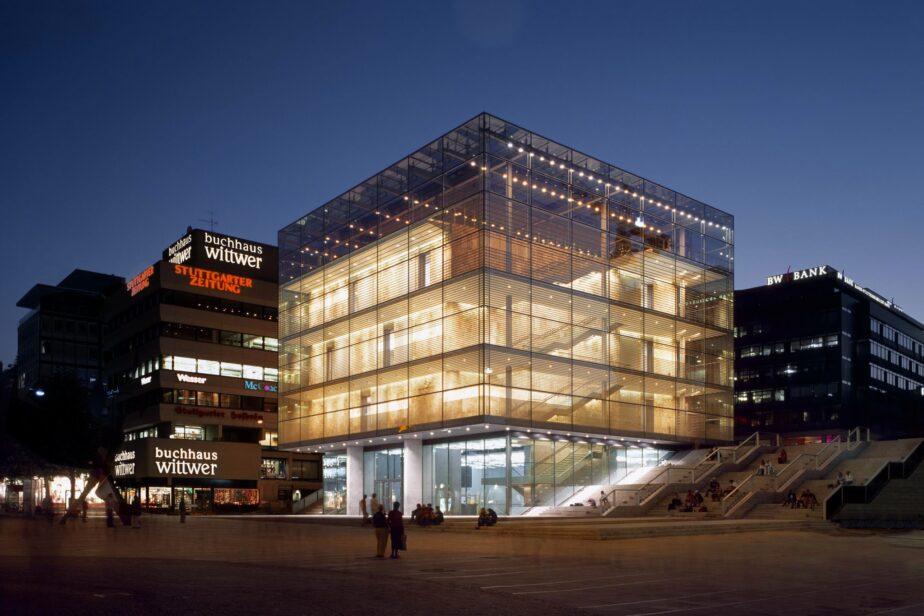 Glass / Kunstmuseum Stuttgart - 3