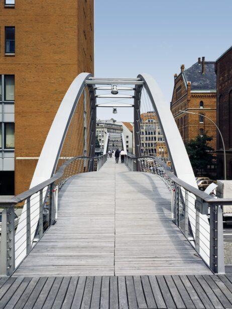Bridges / Fluchtbrücken Hamburg - 1