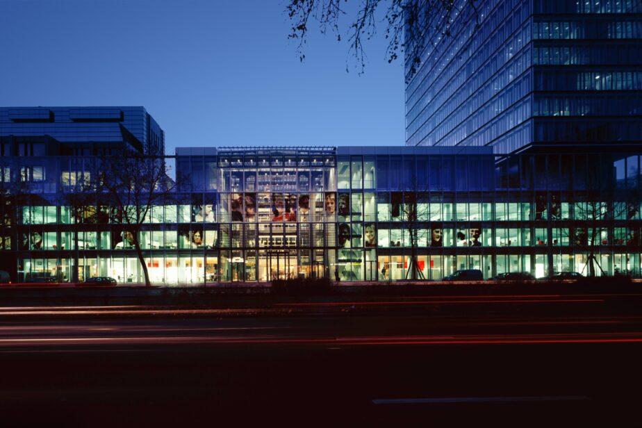 Office Buildings / Stadtsparkasse Düsseldorf - 1