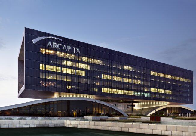 Arcapita Hauptverwaltung