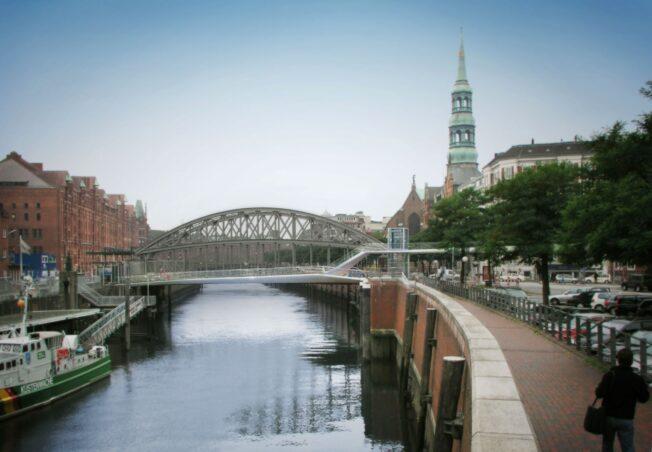 Willy Brandt Brücke