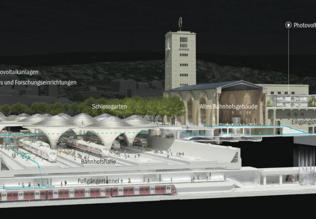 S21 – Suburban railway (S-Bahn) bridge