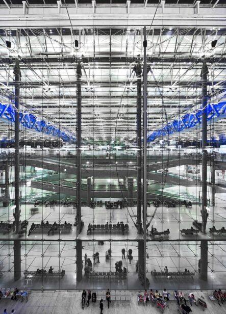 Airport / Flughafen Bangkok - 4