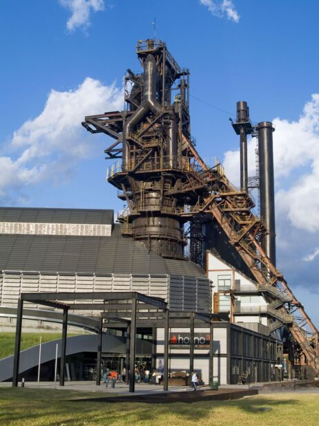 Steel / Museo del Acero Monterrey - 4