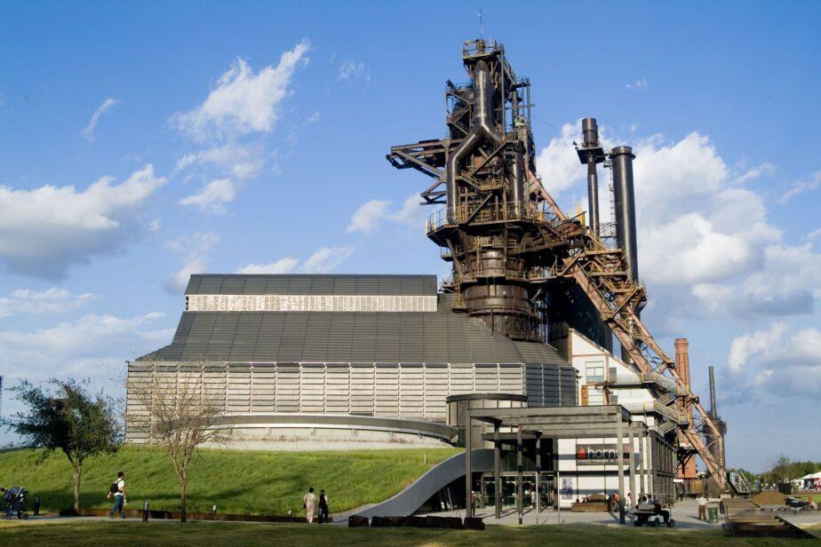 Steel / Museo del Acero Monterrey - 5