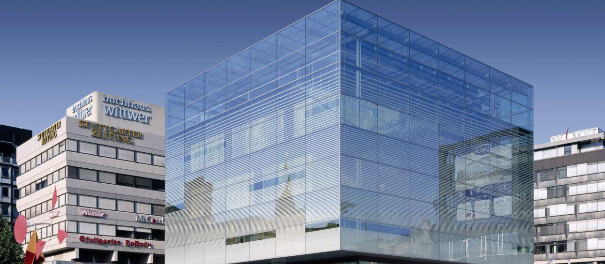 Glass / Kunstmuseum Stuttgart - 5