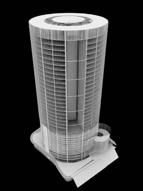 High-Rise / Salhia Tower 1