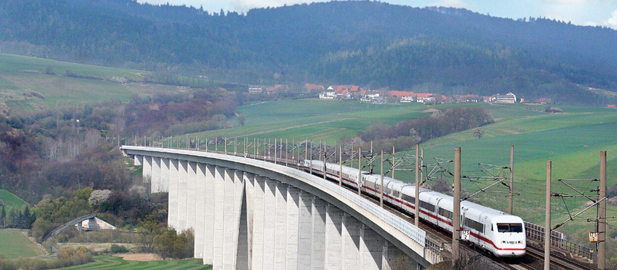 Bridges / Eisenbahnbrücke 1