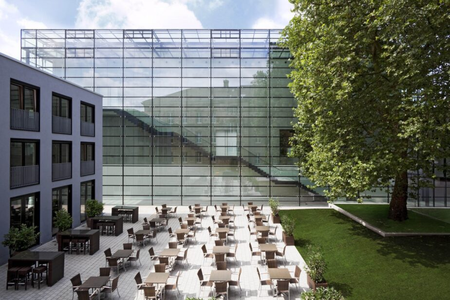 Transparency / Emil-Schumacher-Museum 1