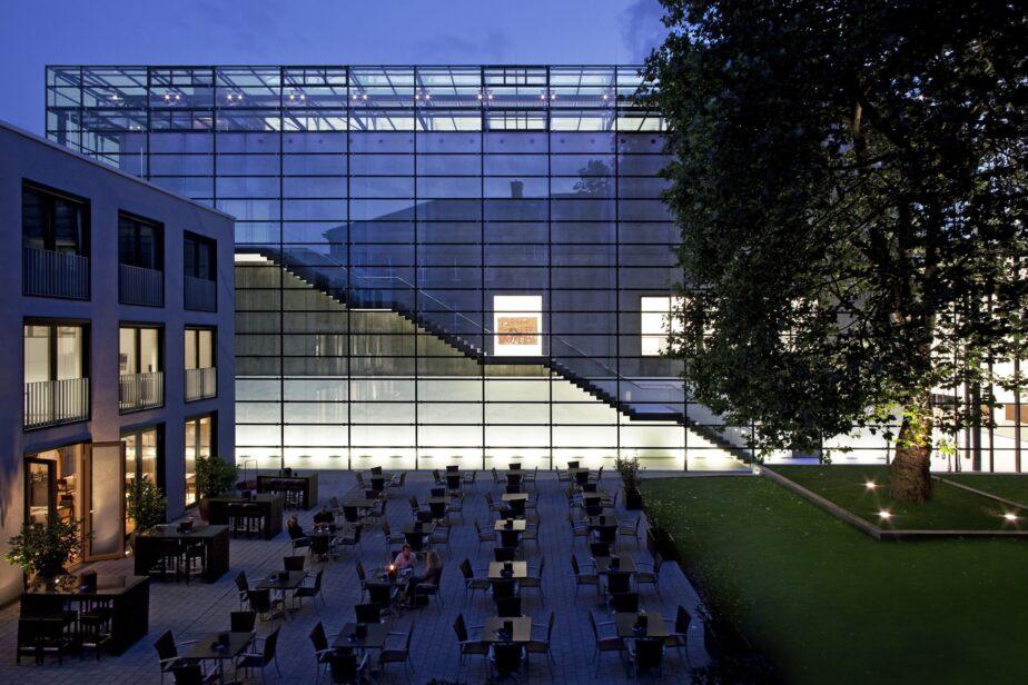 Transparency / Emil-Schumacher-Museum 4