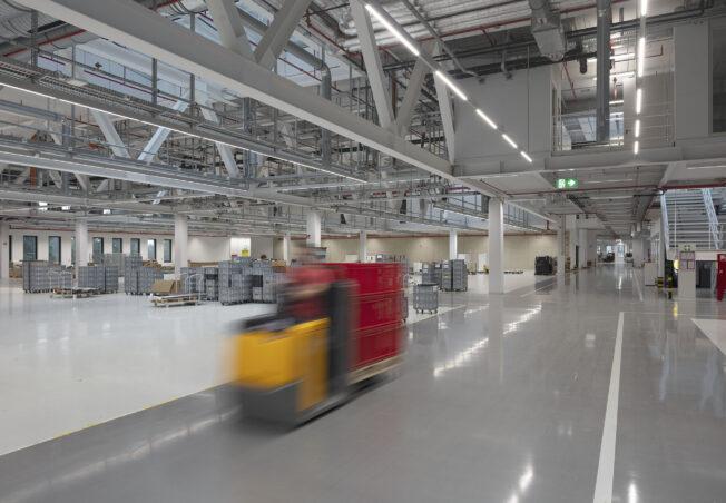 Produktionszentrum GIRA 2