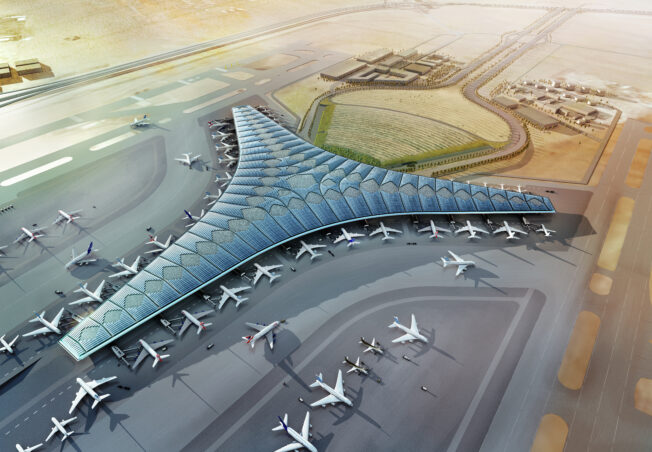 Kuwait International Airport (Terminal 2)