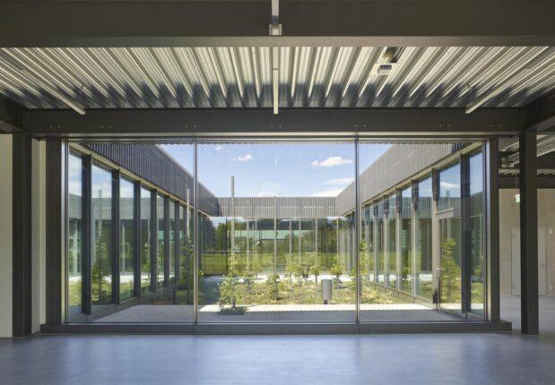Neubau GARP Bildungszentrum