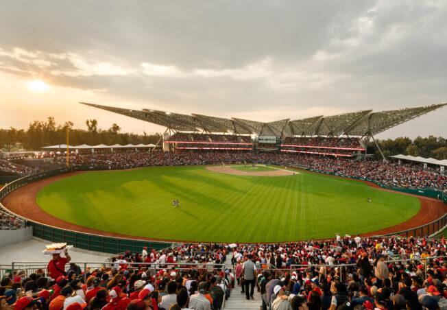 Alfredo Harp Helú Baseball Stadion