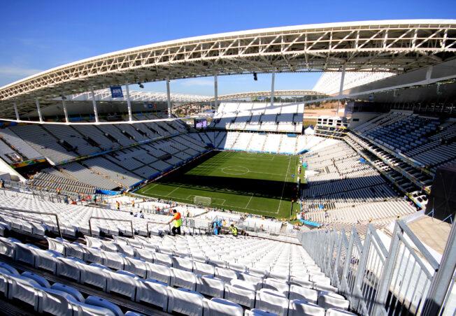 Stadium Sao Paulo