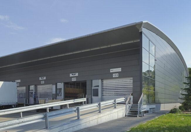 Conveyance Hall Airport Zurich