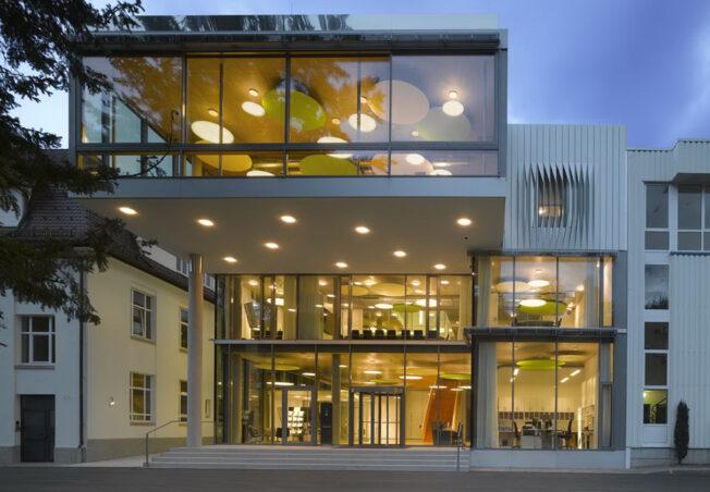 Empfangsgebäude Schmalz