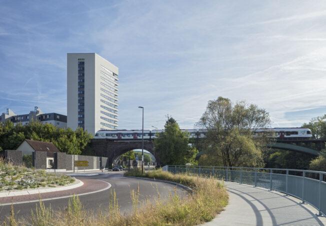 Residential Tower Loerrach