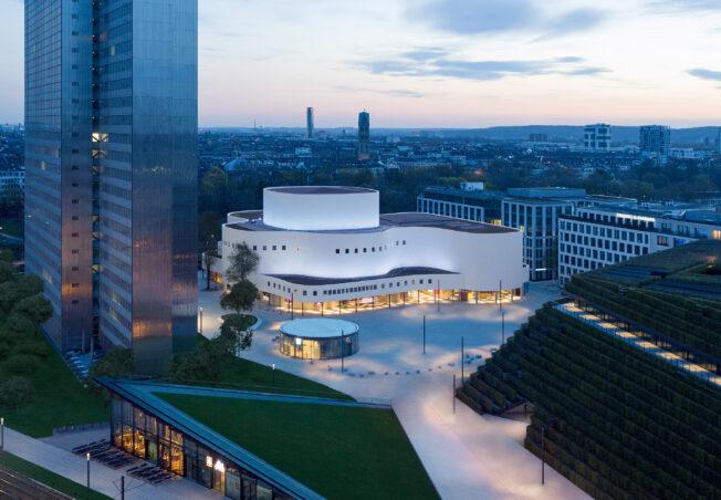Schauspielhaus Düsseldorf in der zweiten Blüte