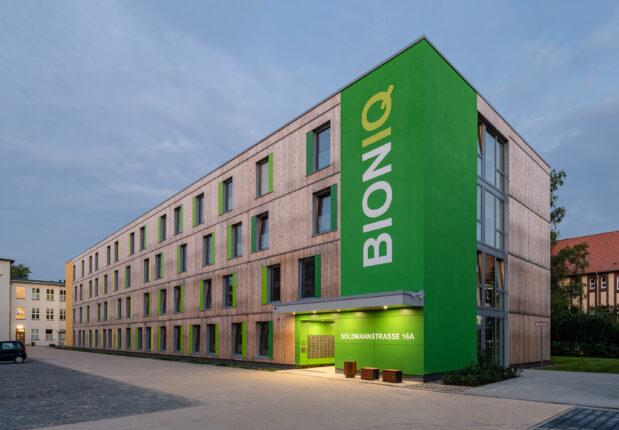 Studentenwohnheim Bioniq